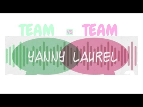 Battle of the Auditory Senses: Are You #TeamYanny or #TeamLaurel?