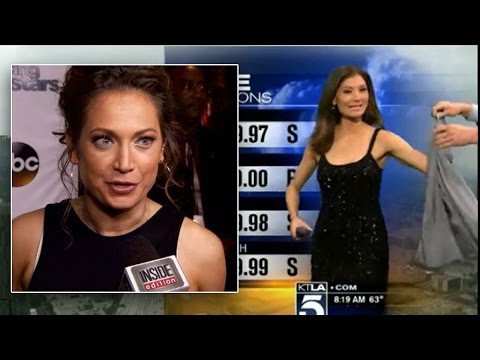 Meteorologist Ginger Zee: When I Start a Job, I Dress Ridiculously Conservative