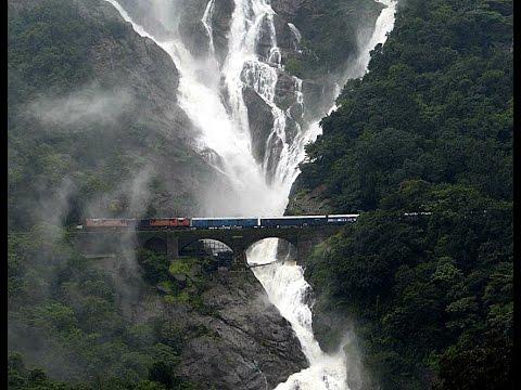 Mansoon/Mumbai to Pune/train POV