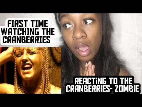 The Cranberries - Zombie(Official Music Video)REACTION