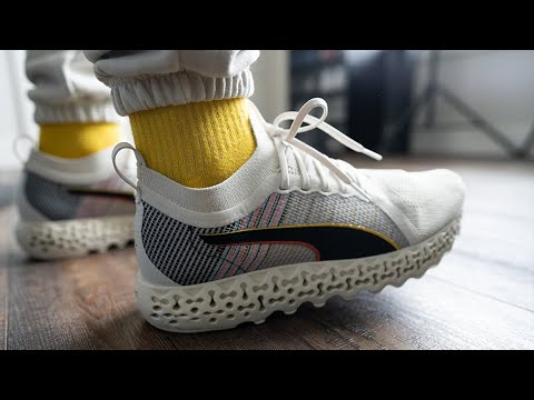 Most INSANE CUSHION Puma Shoes I have Tried! Puma Calibrate Review & On Foot