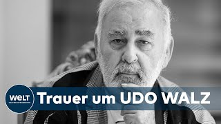 """""""friedlich eingeschlafen"""": promi-friseur udo walz gestorben"""