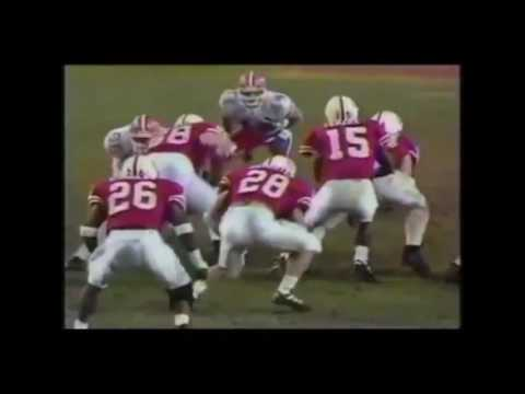 "Tommie Frazier - ""The Run"" - Florida Gators vs Nebraska Cornhuskers"