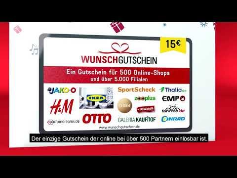 Wunschgutschein TV Spot Mit Untertiteln