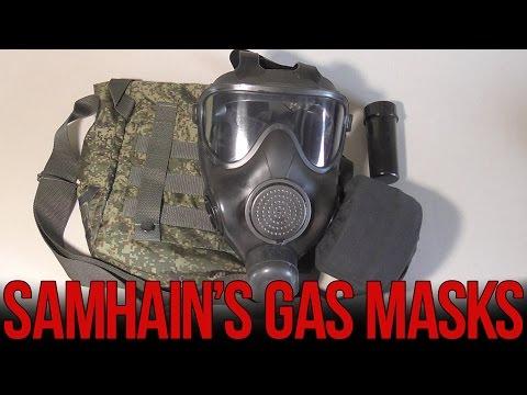 Обзор противогаза ПМК-С | Russian PMK-S gas mask