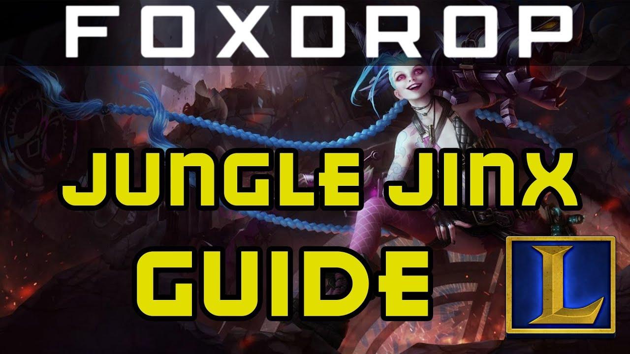 Shaco Build S7: Diamond In-depth Jinx Jungle Guide