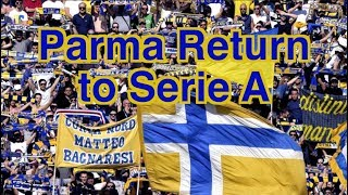 Parma back in serie a!! ● dramatic final day!