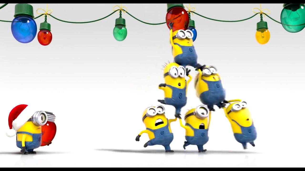 L11 Minion Christmas Lights - YouTube