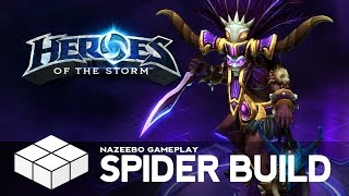 Heroes of the Storm #48 - Nazeebo - Spider Build