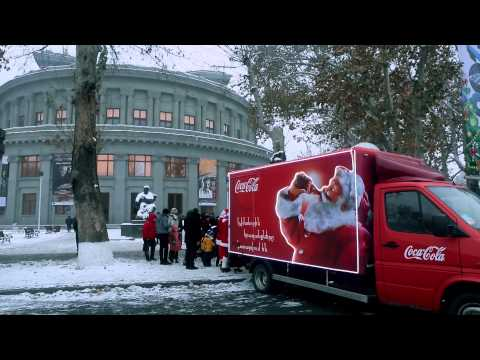 Coca-Cola Happiness Truck Armenia