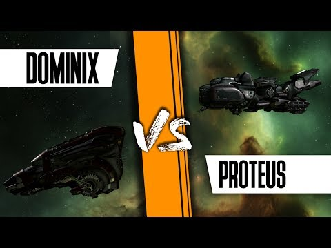 Hunting The Belters: Proteus Vs Dominix