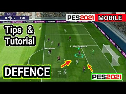 How to DEFEND in PES 2019 | Tips and Tutorial for DEFENCE in PES 2019 MOBILE