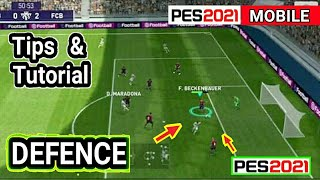 How to DEFEND in PES 2020 | Tips and Tutorial for DEFENCE in PES 2020 MOBILE