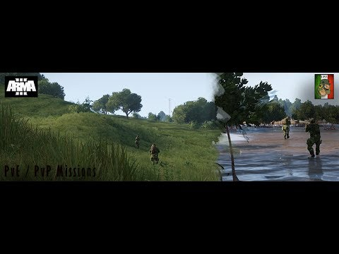 SIG | ArmA 3 | Missione PvE - Op. First To Fight