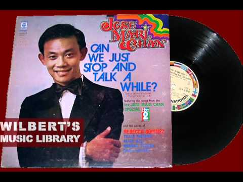 CAN WE JUST STOP AND TALK A WHILE (Original 1973) - Jose Mari Chan