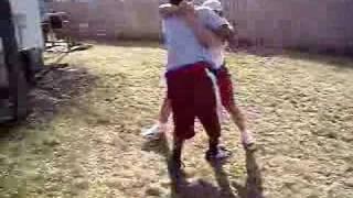 Marcus vs Ray (Wrestling) pt4