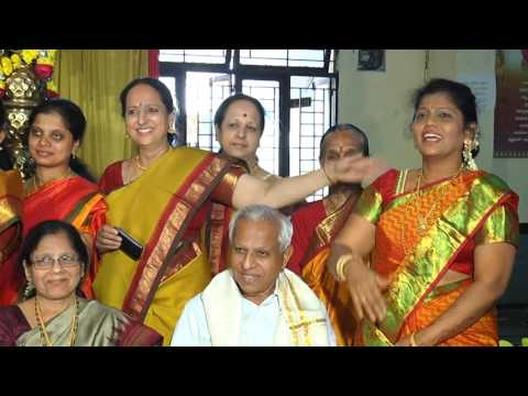 Karthikeya upanayana