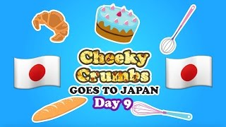 Cheeky Crumbs goes to Japan - Day 9 - Tokyo Robot Restaurant and Cat Cafè