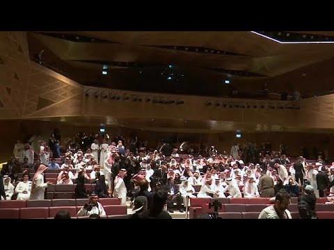 بعد 35 عاماً من الانتظار.. أول عرض سينمائي بالسعودية  - 00:22-2018 / 4 / 19
