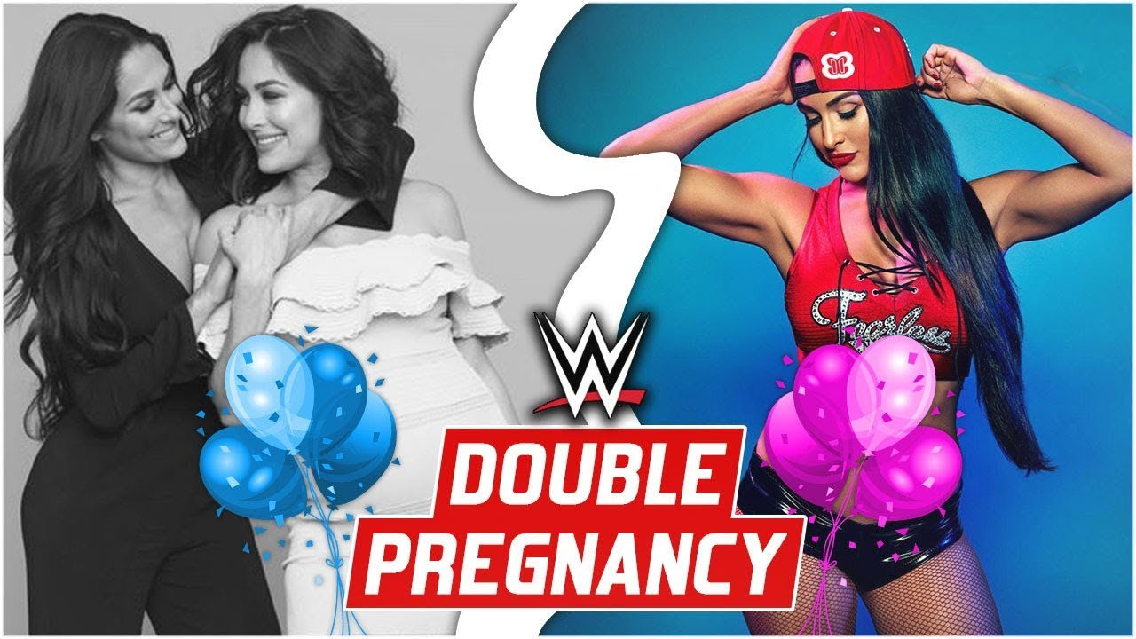 The Bella Twins Unexpected DOUBLE PREGNANCY Announcement Update! (Nikki & Brie Bella) - WWE - YouTube