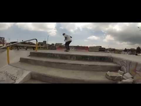 Post Mortem Skateboarding - Quito - Ecuador
