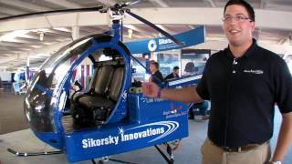 Sikorsky Firefly: An Electric Helicopter