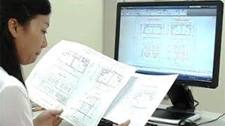 全国障害者技能競技大会(アビリンピック)建築CAD