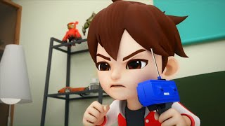 Race For Justice | Compilation | Tobot Galaxy Detective  | Tobot Galaxy English | Full Episodes