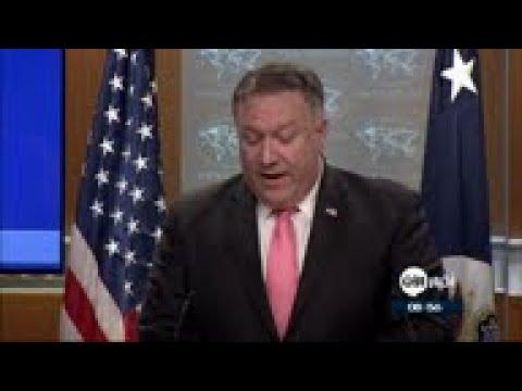 بومبيو يحذر من تجارب إيران الصاروخية  - نشر قبل 59 دقيقة