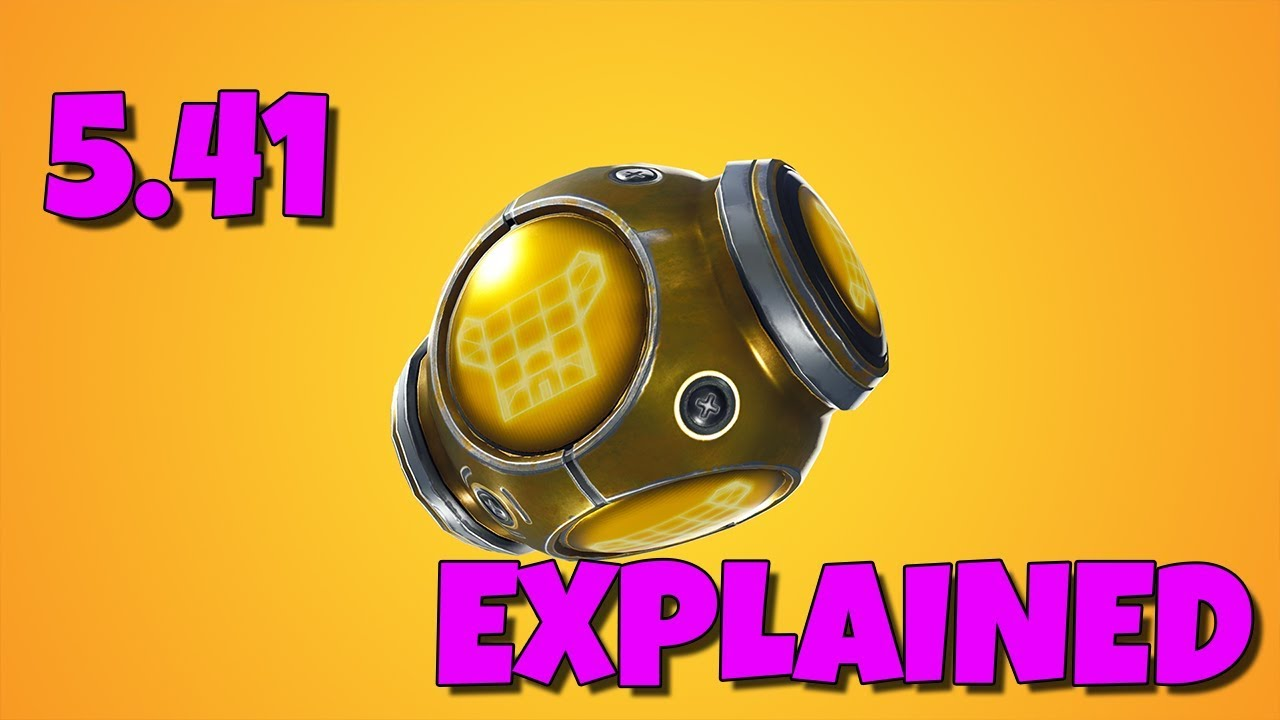 Fortnite 5 41 Patch Explained Gr