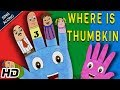 Where Is Thumbkin HD SING ALONG Nursery Rhyme For Children Shemaroo Kids mp3