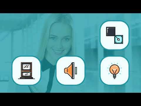 App Andriod Technology Animation Flat | After Effects template