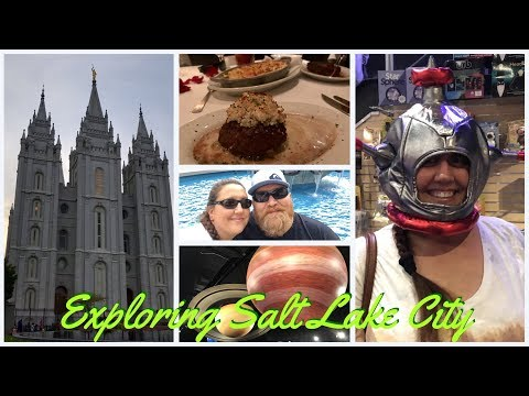 WEEKEND OFF EXPLORING SALT LAKE CITY UTAH