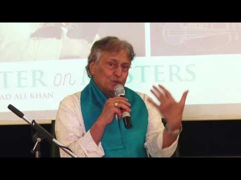Master on Masters by Ustad Amjad Ali Khan
