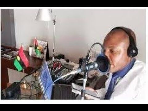 Federal Government of Nigeria to shut down Radio Biafra soon.