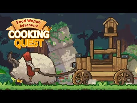 Cooking Quest: Food Wagon Adventure Gameplay | Android Simulation Game