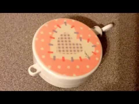 Baby Crib Mobile Music Box Playing Lullaby