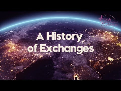 Asia and the Lights of Civilization: A history of exchanges