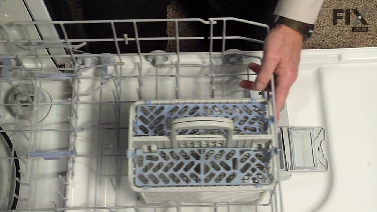 how to clean maytag quiet series 300 dishwasher filter
