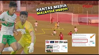 🔴PANTAS MEDIA MALAYSIA HEBOH, TERNYATA HAL INI YANG MEMBUAT SKUAD GARUDA JADI PERHATIAN DI KROASIA