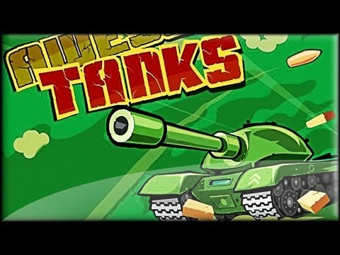 awesome tanks game youtube