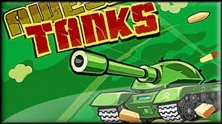 Awesome Tanks - Game Preview
