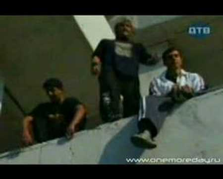 """Parkour. Russian TV program """"Extra"""" with One More Day"""