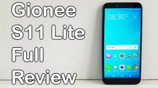 Gionee S11 Lite Full Review - Nothing Wired
