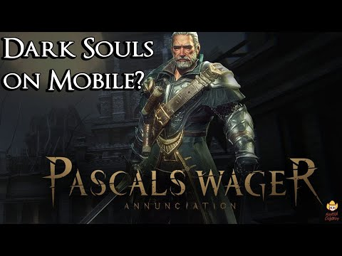 Pascal's Wager - Dark Souls on Mobile?