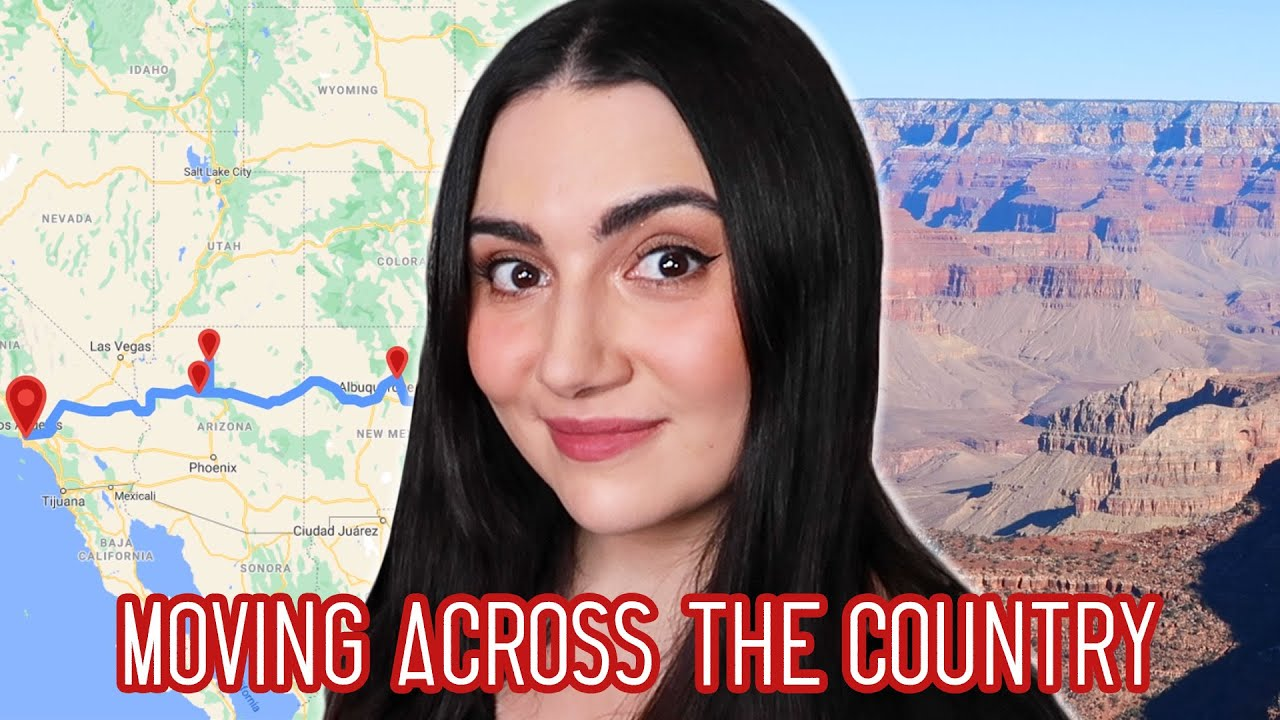 We Moved Across The Country
