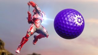 Halo 5 - Intense Battle Golf With Friends! + Ask me your questions for QnA