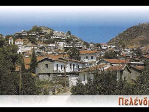 Traditional Houses in Cypriot Villages!