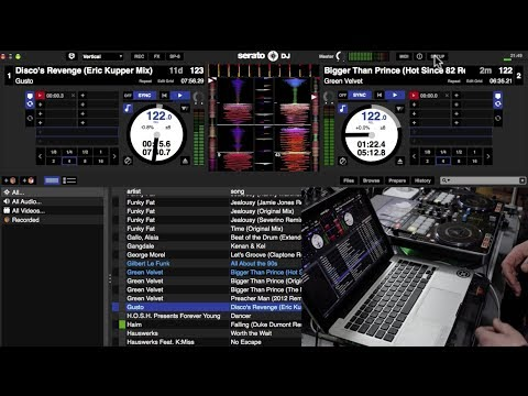 How to Beatgrid and Use Sync Properly in Serato DJ