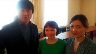 Сангаджи Тарбаев передает привет Казахам Омска